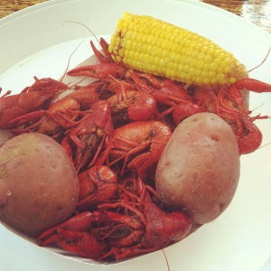 Crawdads....I prefer the term, Mudbugs